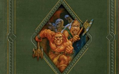 Kicking it Old School with 2e AD&D