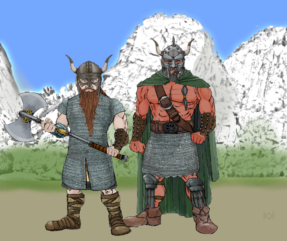 Dwarves of Ironhall