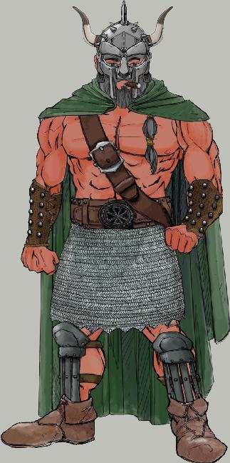 Hooah of Ironhall
