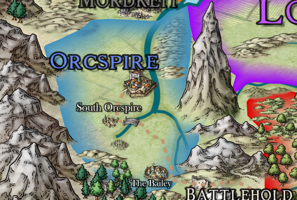 South Orcspire